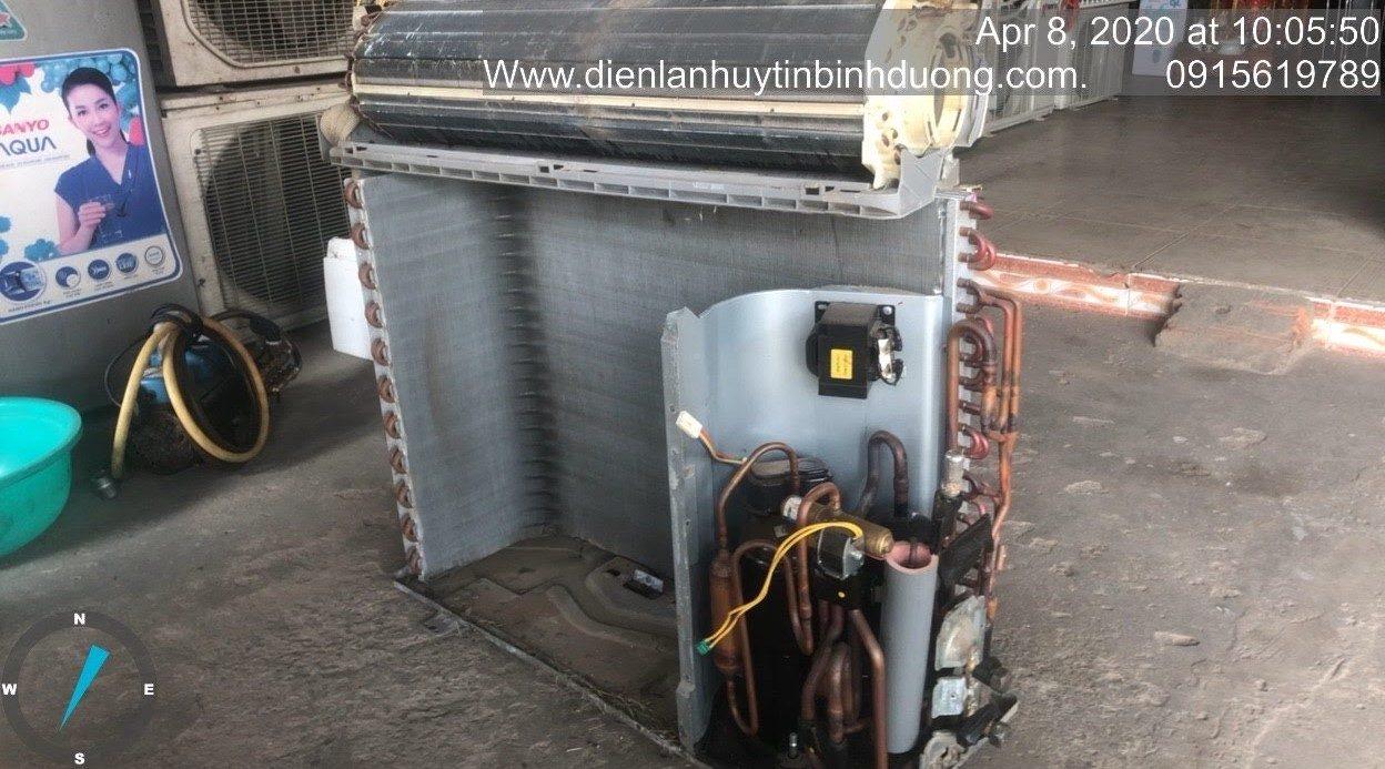 Sửa chữa máy lạnh DAIKIN