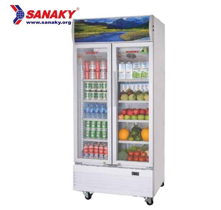 Sửa Chữa Tủ Mát Sanaky Vh 8009hp