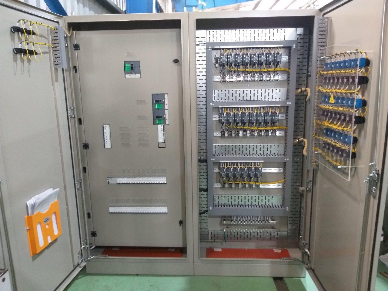 Sửa Tủ điện điều khiển