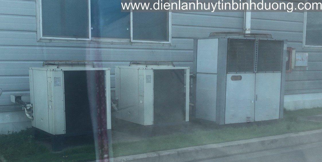 Sửa Máy Lạnh Tại Kcn Đồng An 2